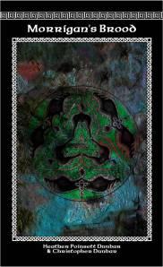 Morrigan's Brood: Morrigan's Brood Book I Front Cover, by Khanada Taylor